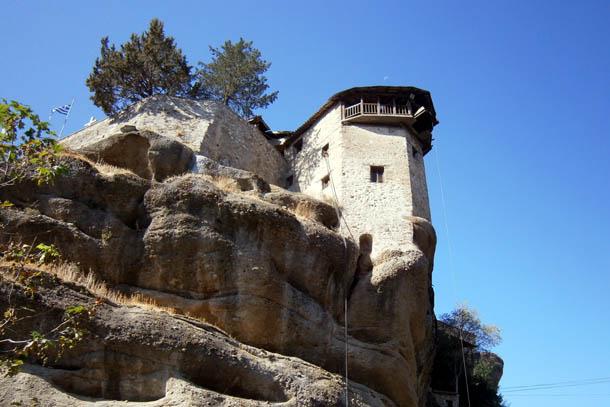 Варлаам - одна из построек монастыря