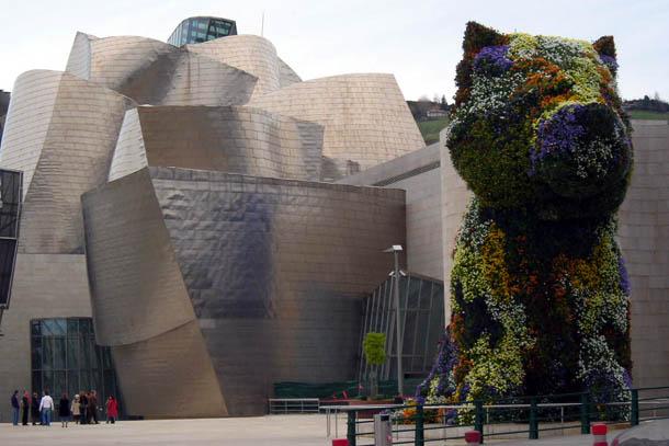 Музей Гугенхайма, Бильбао