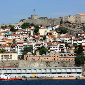 Кавала — жемчужина средиземноморья