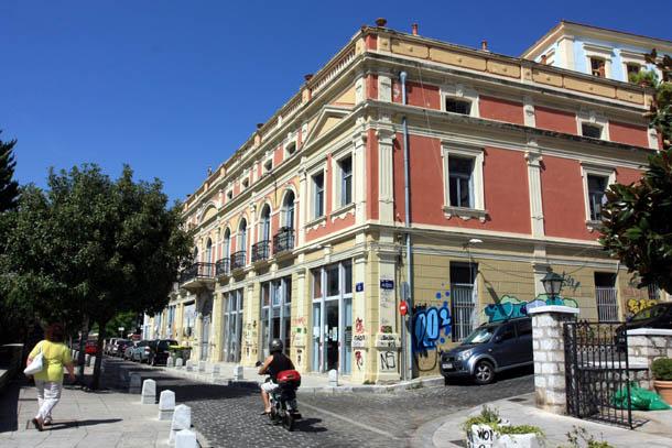 Здание греческой общины в Кавале