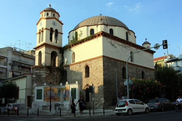 Храм Святого Николая в Кавале
