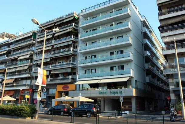 отель Esperia в Кавале