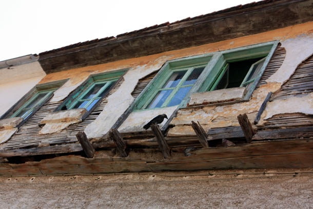 Старый дом