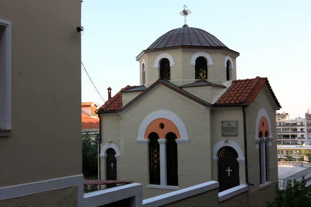 маленькая церковь