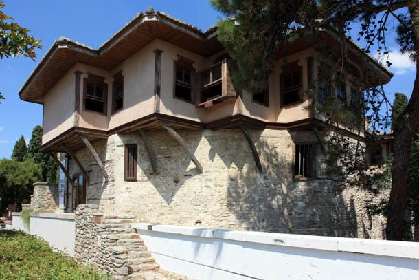 дом Мехмета Али