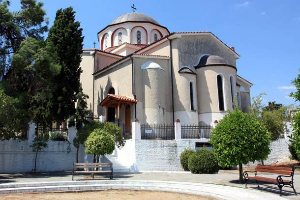 Церковь в Кавале