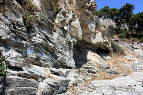 Средиземноморские скалы