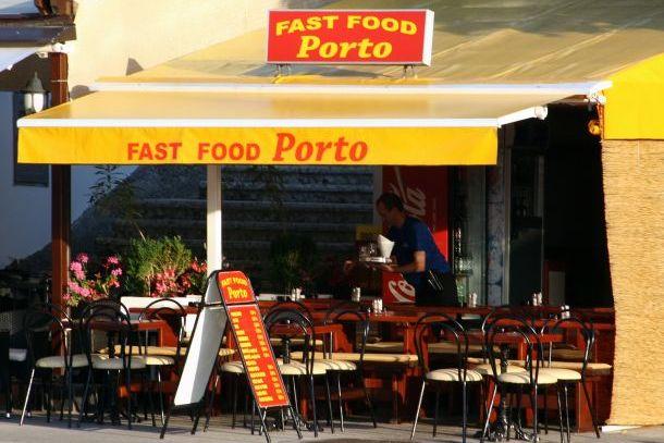 Ресторанчик Fast Good в Испании
