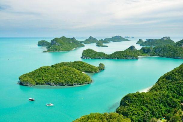 Остров Самуи в Таиланде