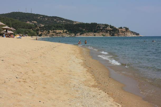 Пляж Перигали
