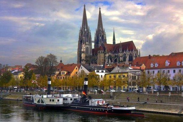 Регенсбургский собор, Германия
