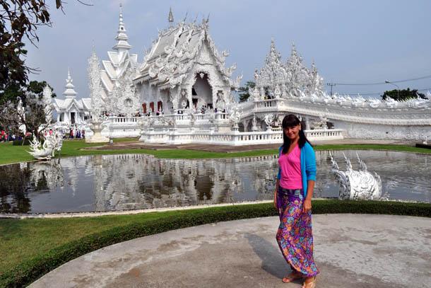 Таиланд, Чианг Рай Белый храм