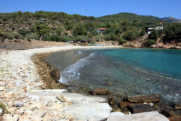 Побережье острова Тасос