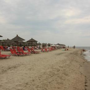 Керамоти — курортный поселок в северной Греции