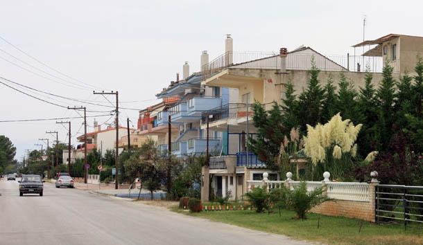 Улица в Керасоти