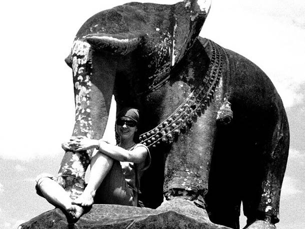 Камбоджа, древние темплы Акгкор, Сием-Рип