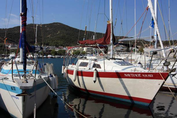 Яхта Наутилус