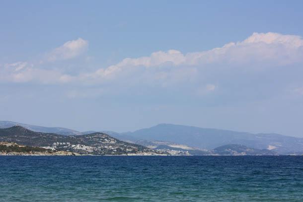 Изумрудное побережье Греции