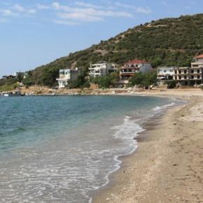 Неа Карвали — поселок на побережье Греции