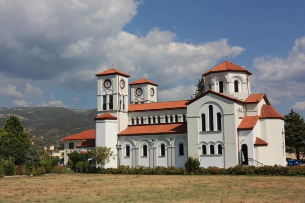 Храм Святого Григория в Неа Карвали