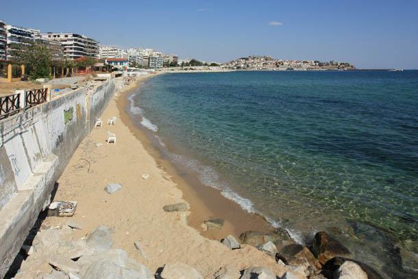 Прозрачные воды средиземного моря