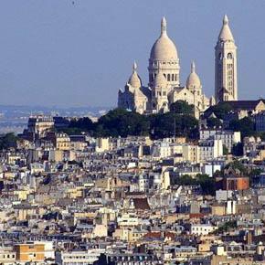 Монмартр — район Парижа с богатой историей