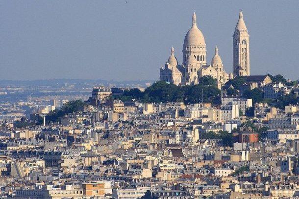 Монмартр - 18-ый округ Парижа