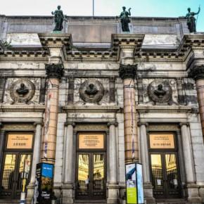 Королевские музеи изящных искусств в Брюсселе