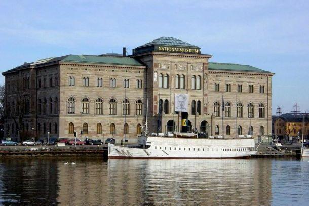 Шведский Национальный музей, Стокгольм
