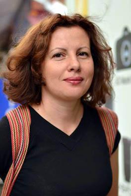 Инна Черепанова портрет