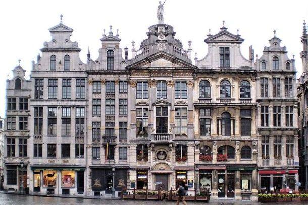 Королевский дом на площади Гран-Плас, Брюссель