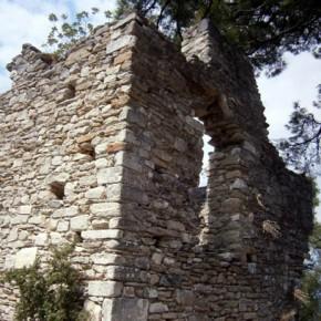 Амфитеатр и акрополь на острове Тасос