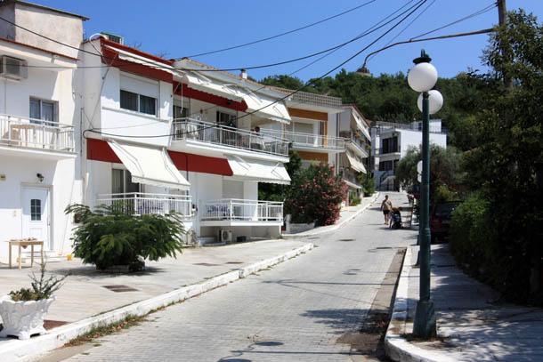улочка Лименаса