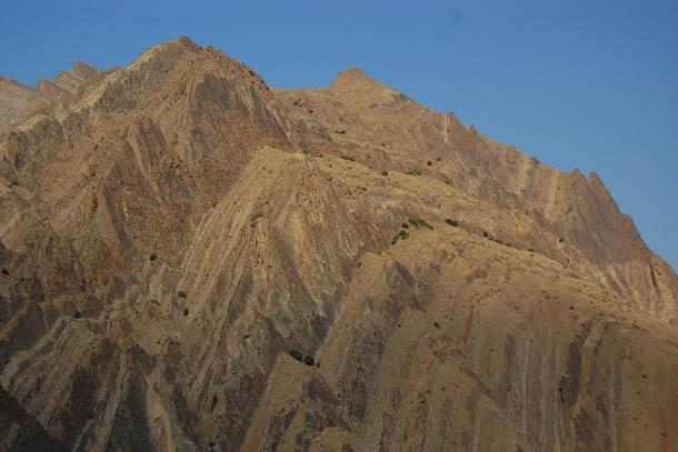 Иранские горы