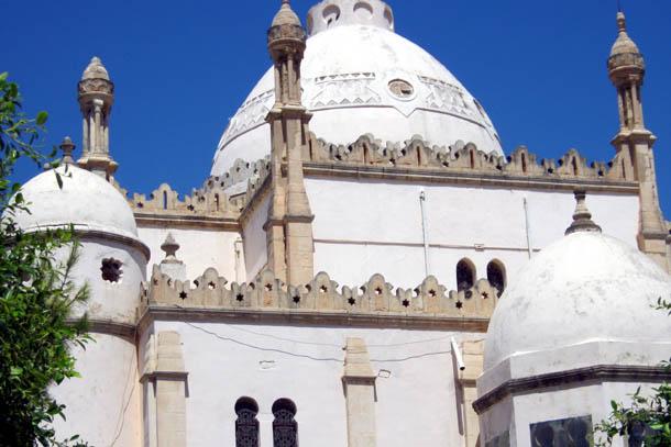 Хаммамет. Тунис. Цвет белый