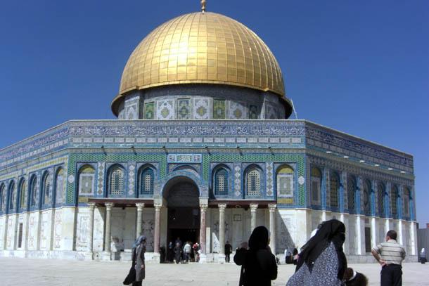 Купол скалы. Палестинская святыня