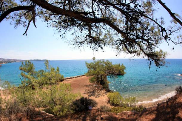 На Греческом побережье