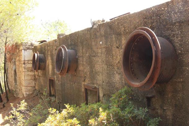 старые труборпроводы