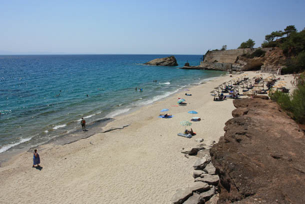 Пляж Металлия