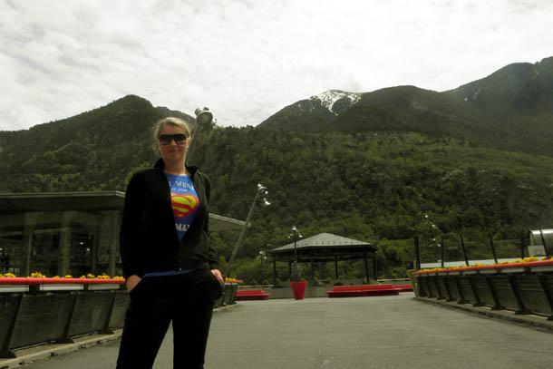 В Пиренейских горах, Андорра
