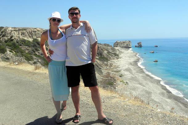 Место рождения богини Афродиты, Кипр