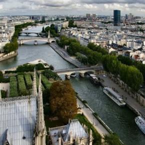 Чем интересны берега Сены в Париже?