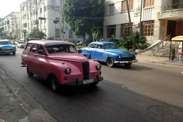 Кубинские авто