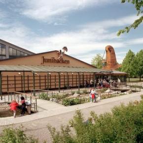 Юнибаккен — музей Астрид Линдгрен