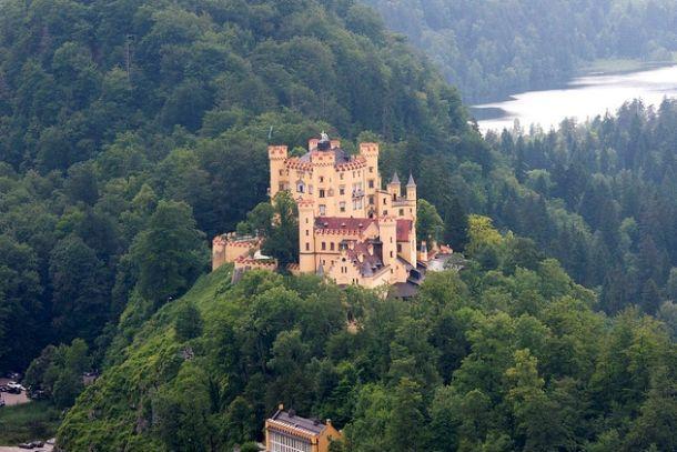 Замок Хоеншвангау, Бавария