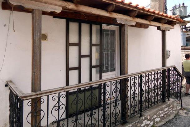 Веранда дома
