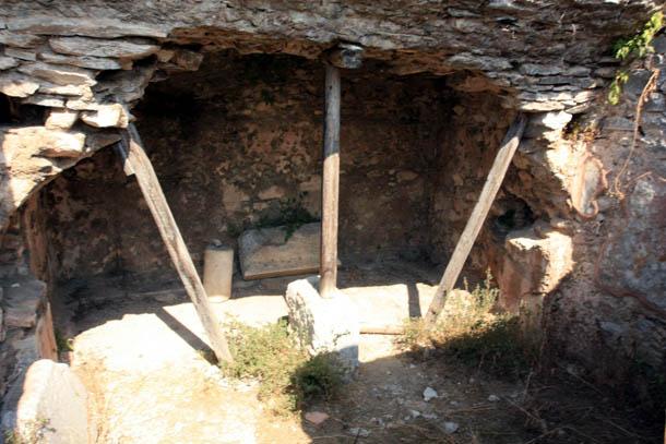 место заточения Апостола Павла