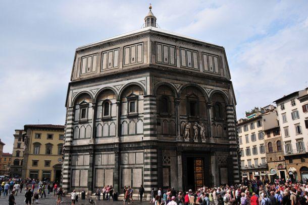 Баптистерий Сан-Джованни во Флоренции