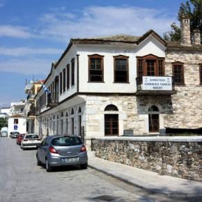 Лименас — столица острова Тасос