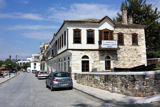 Лименас - столица острова